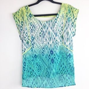 SZ S American Eagle Outfitters V Back Top